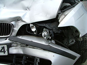 What to do if you have been in a road traffic accident